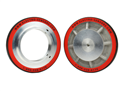 Magnet wheels