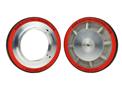 Magnet wheels